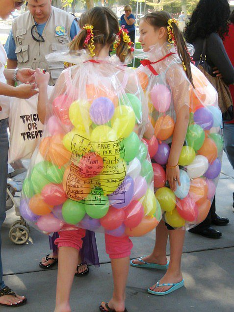 Halloween costumes made easy a voice for the school bag jelly beans solutioingenieria Gallery